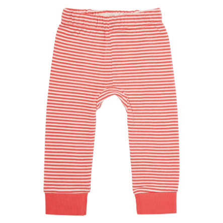 SENSE ORGANICS Girls Hose BRIGHT coral