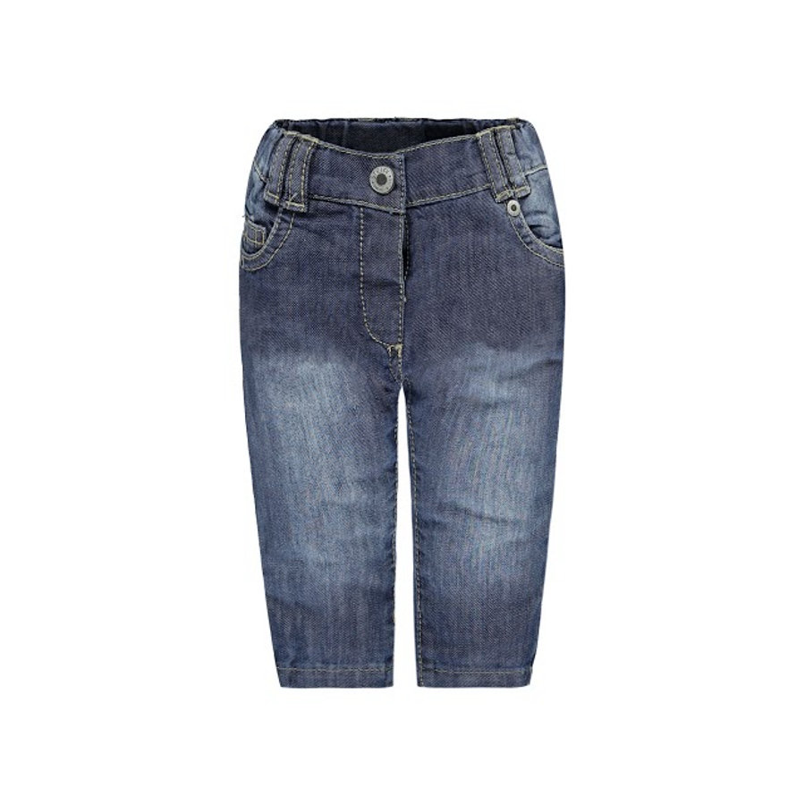 STEIFF Girls Jeanshose blue denim