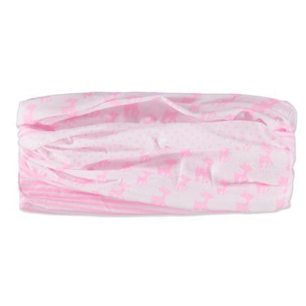 LÄSSIG Twister Kids Foulard multifunzione Lela light pink