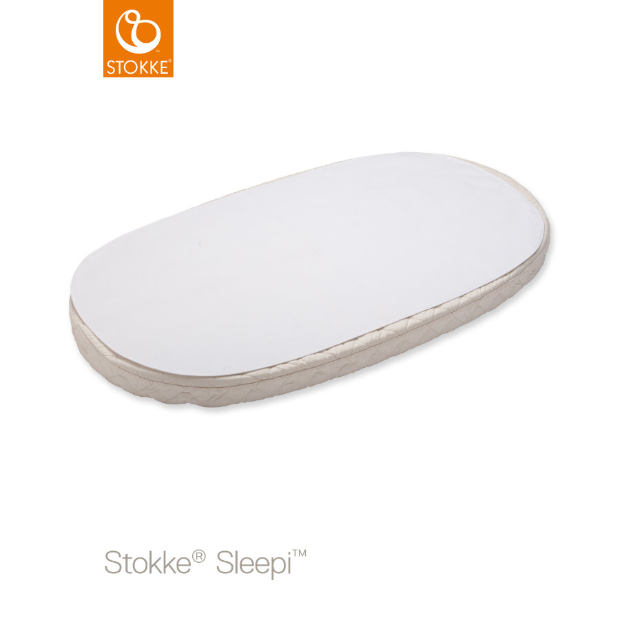 STOKKE® Sleepi™ Nässestop für Kinderbett 120cm, weiß