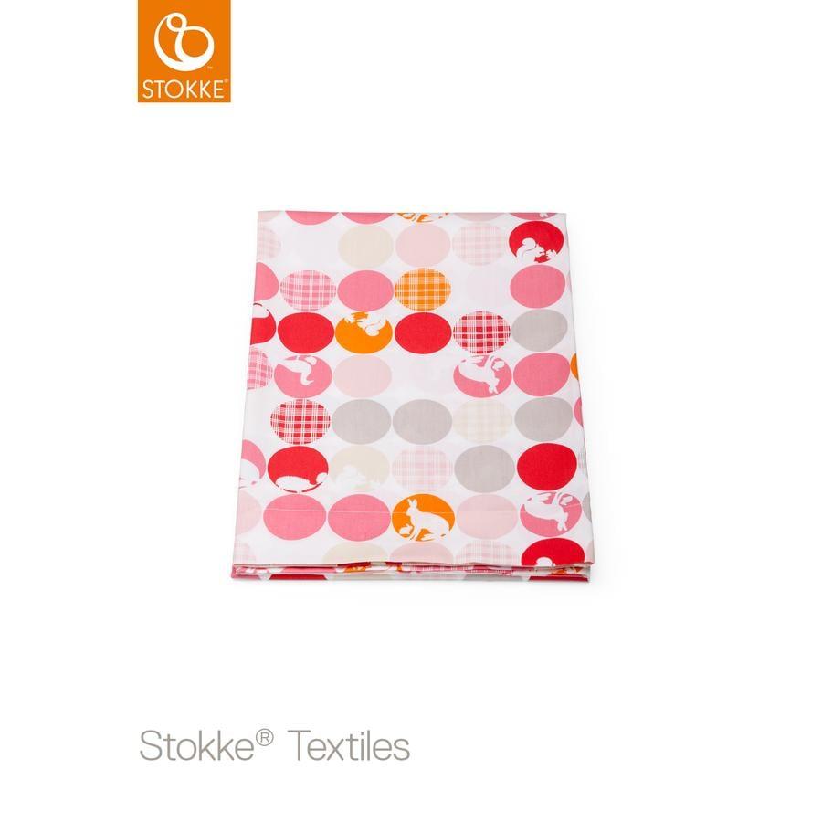 STOKKE® Sleepi™ Oberbetttuch Silhouette Pink