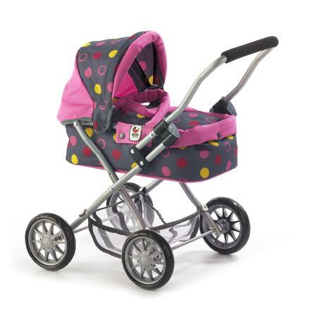 BAYER CHIC 2000 Mini Wózek dla lalek SMARTY 555 -24