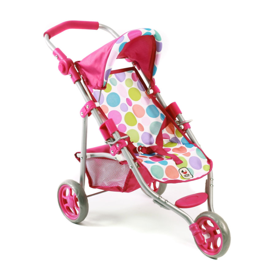 BAYER CHIC 2000 Poussette-canne Jogger LOLA, petite 612-17