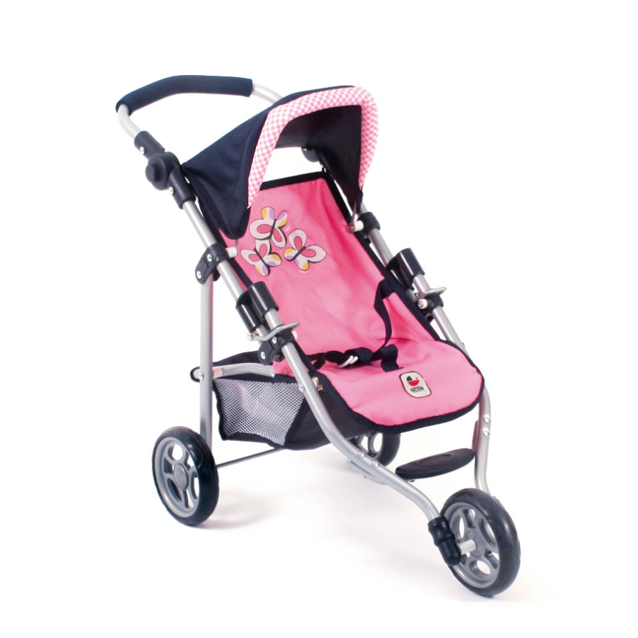 BAYER CHIC 2000 Kleiner Jogging-Buggy LOLA 612-46