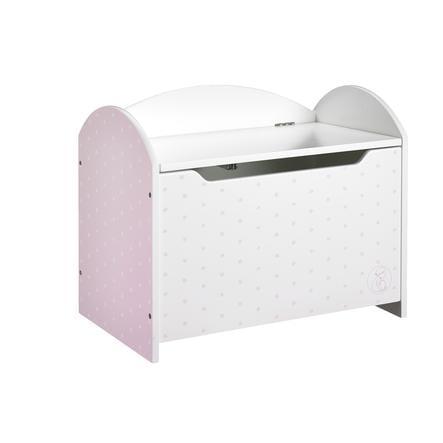 Kids Concept® Truhe Barnkammaren rosa