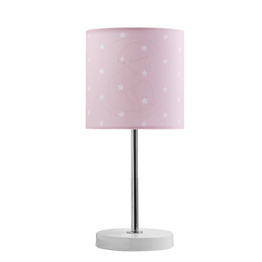 KIDS CONCEPT Lampada da tavolo fantasia, rosa
