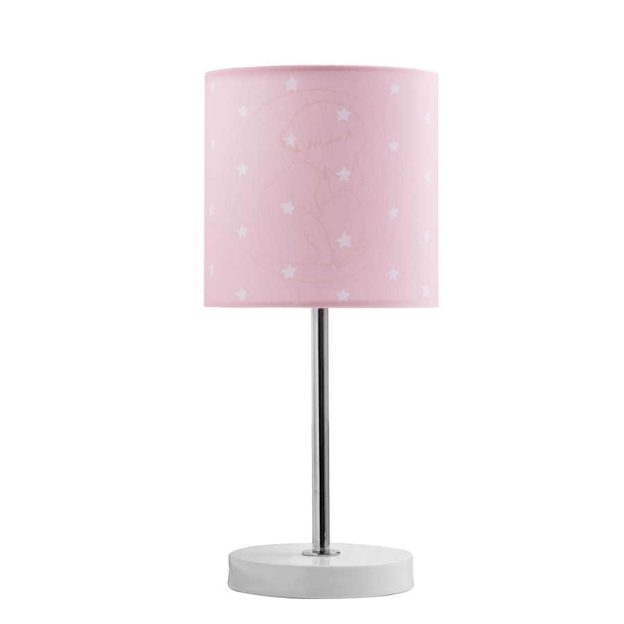 KIDS CONCEPT Lampe de table Barnkammaren, rose