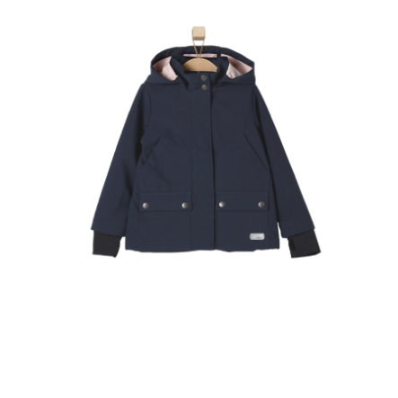 s.OLIVER Girls Softshelljacke dark blue