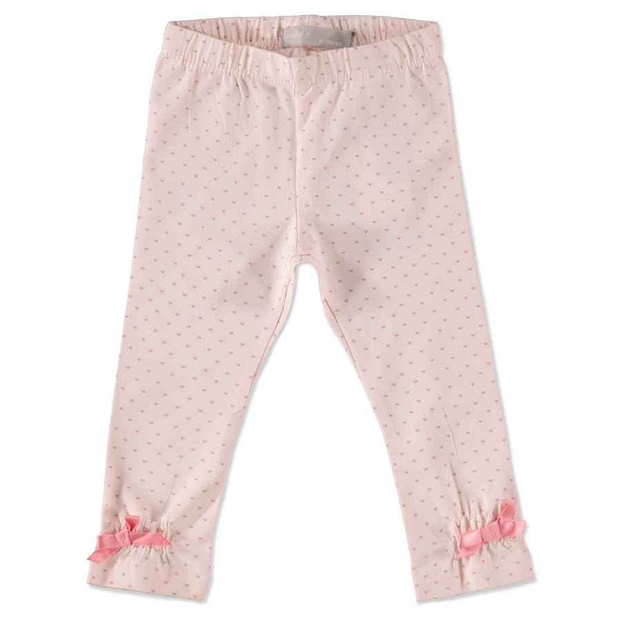NAME IT Girls Leggings NITDISIA pearl