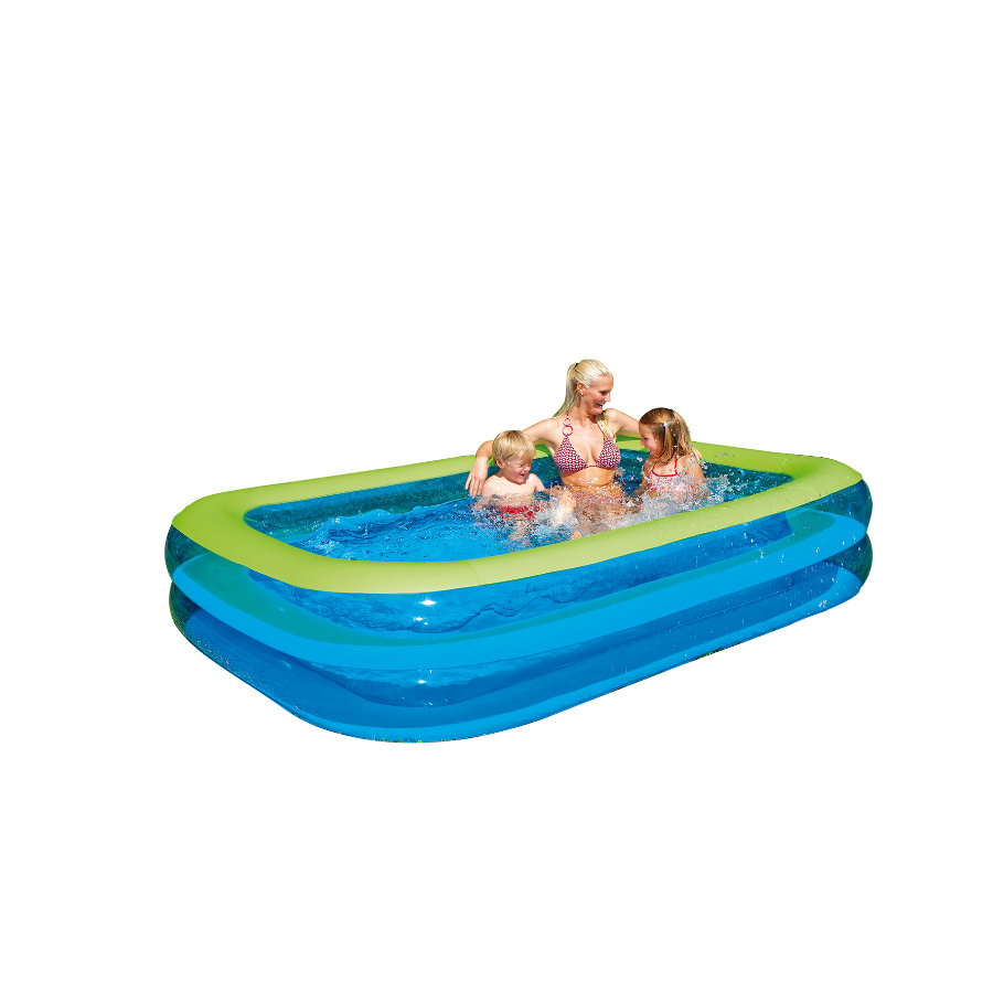 HAPPY PEOPLE Family Pool, ca. 262x175x50cm