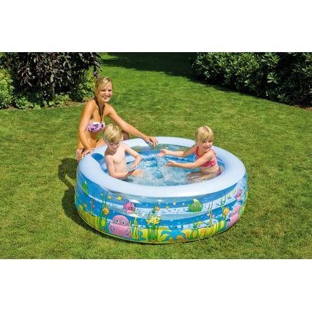"""HAPPY PEOPLE Pool """"Aquarium"""", ca. 152x50cm"""