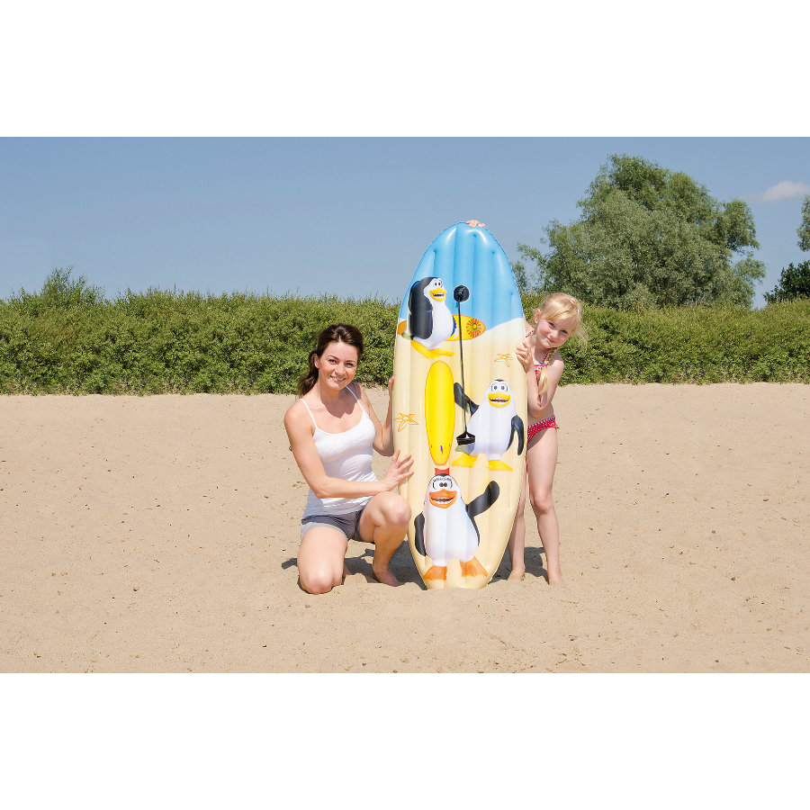 HAPPY PEOPLE Tavola da surf Pinguin, ca. 145x45cm