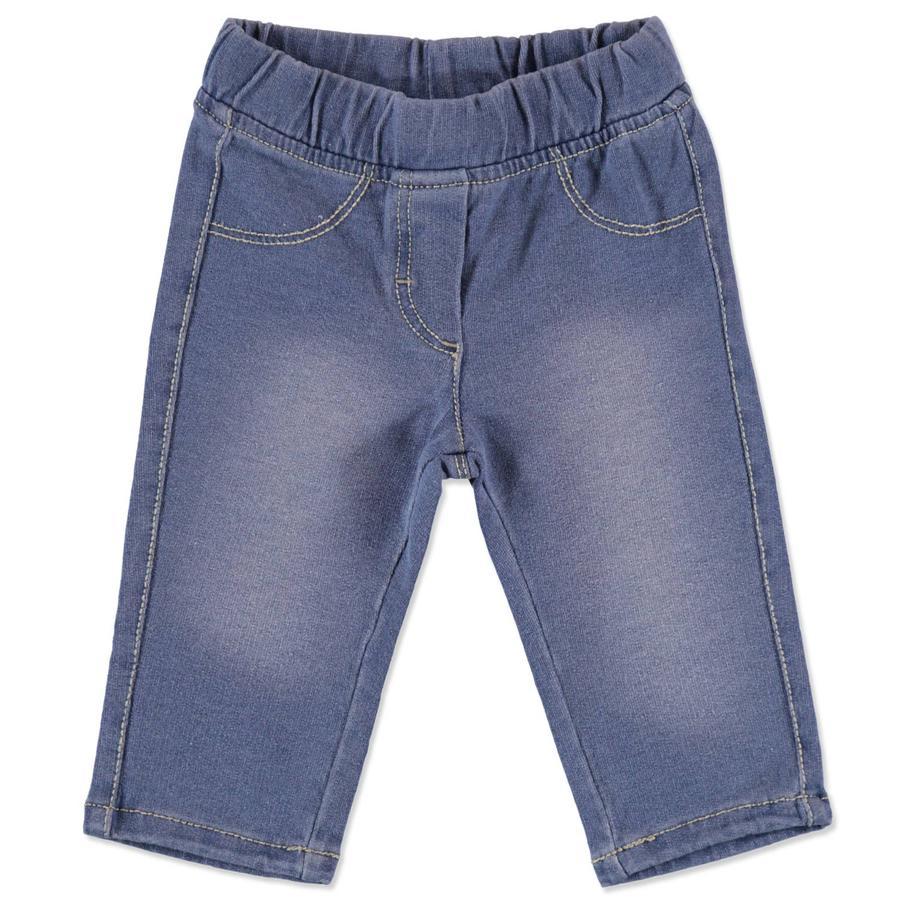 KANZ Girls Spodnie Jeggings light blue denim