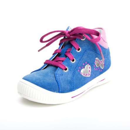 SUPERFIT Girls Halbschuh bluet kombi
