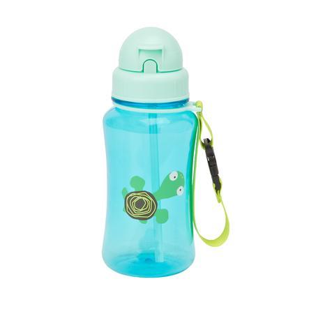 LÄSSIG Trinkflasche Wildlife Turtle grün ab dem 18. Monat