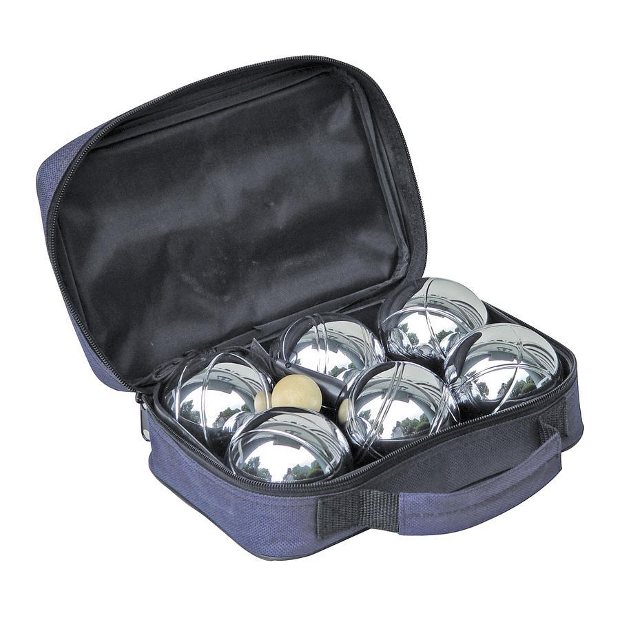 HUDORA Zestaw piłek Bouleset w torbie 72000/01