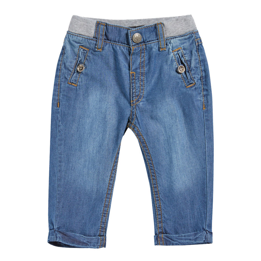 MARC O`POLO Boys Jeansbukser blue denim