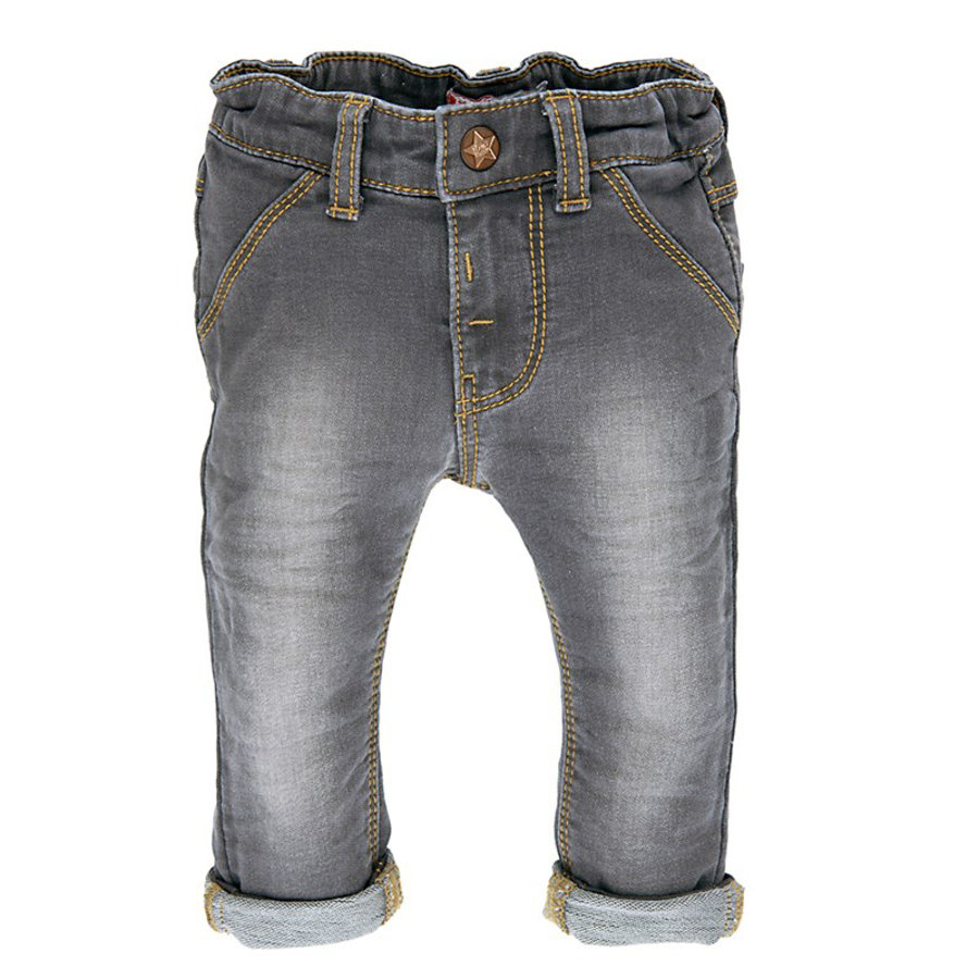 FEETJE Boys Mini Joggpants grey denim