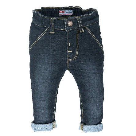 FEETJE Boys Mini Joggpants black denim