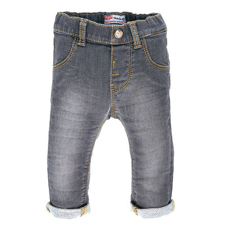 FEETJE Girls Mini Joggingbroek grey denim