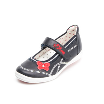 S.OLIVER-SHOES Girls Sandale Navy