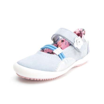S.OLIVER-SHOES Girls Sandale Light Blue