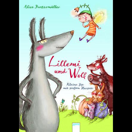 Arena -  Lillemi und Wolf - Kleine Fee mit großem Herzen