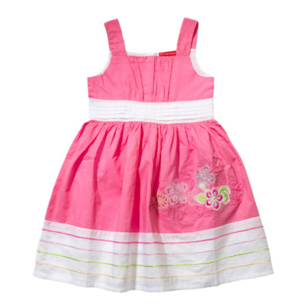 SALT AND PEPPER Girls Kleid candy pink