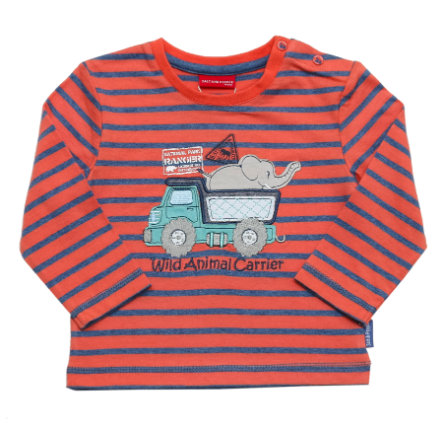 SALT AND PEPPER Boys Longsleeve orange
