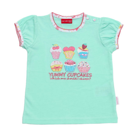 SALT AND PEPPER Girls T-Shirt ice green