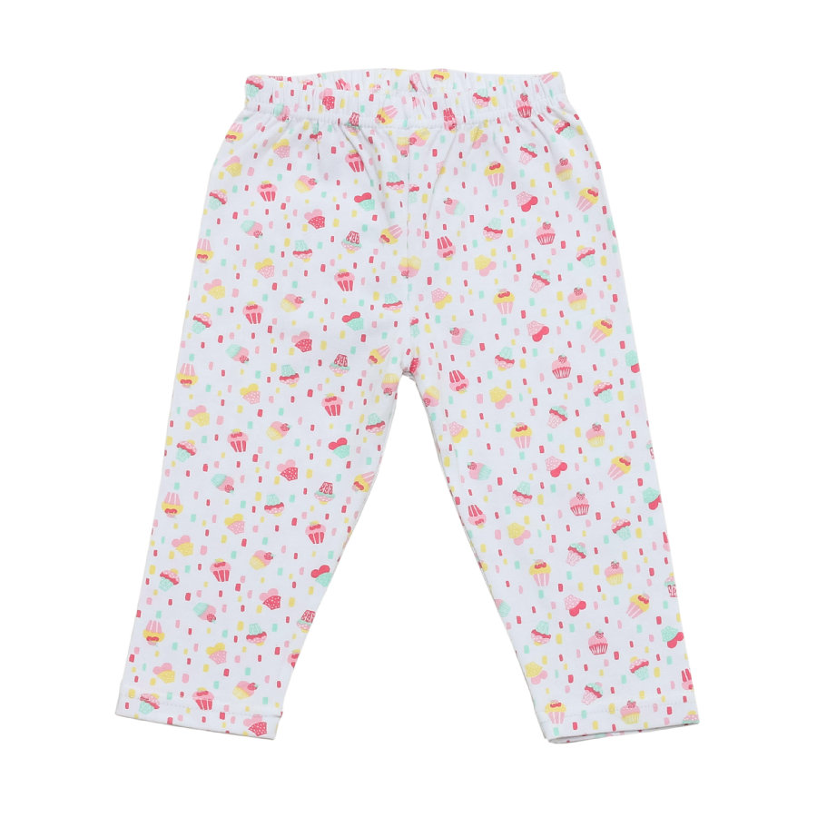 SALT AND PEPPER Girls Leggings white/rosé