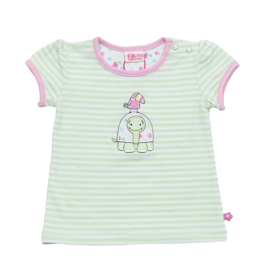 ELTERN by SALT AND PEPPER Girls T-Shirt pastel green