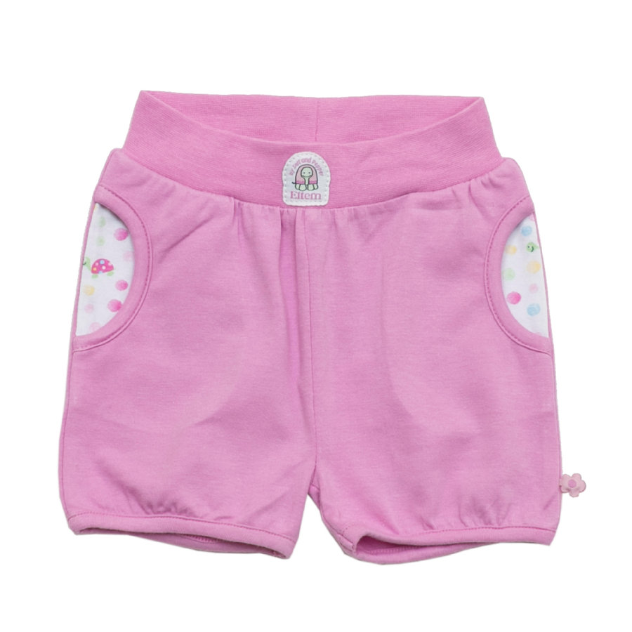 ELTERN by SALT AND PEPPER Girl s Pantalones cortos rosa