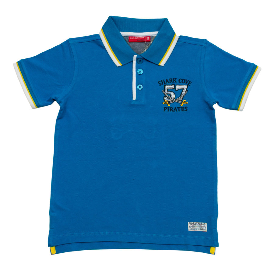SALT AND PEPPER Boys Poloshirt blue
