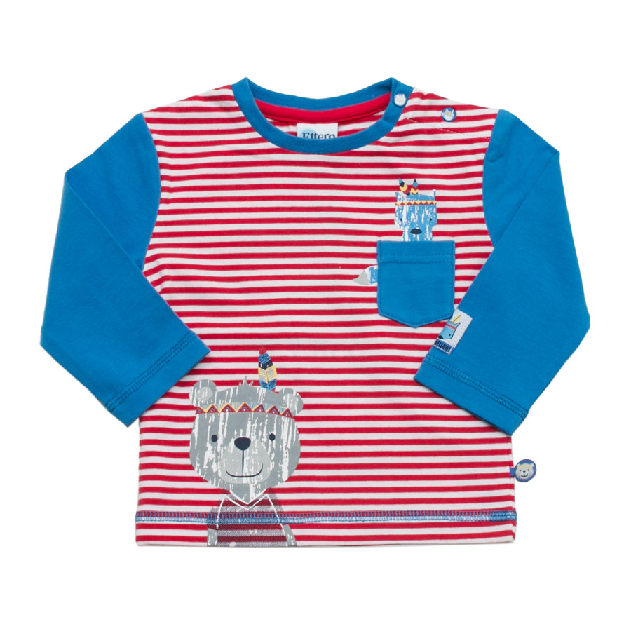 ELTERN by SALT AND PEPPER Boys Longsleeve red