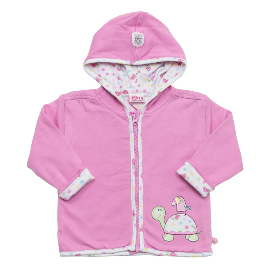 ELTERN by SALT AND PEPPER Girls Sweatjacke pink