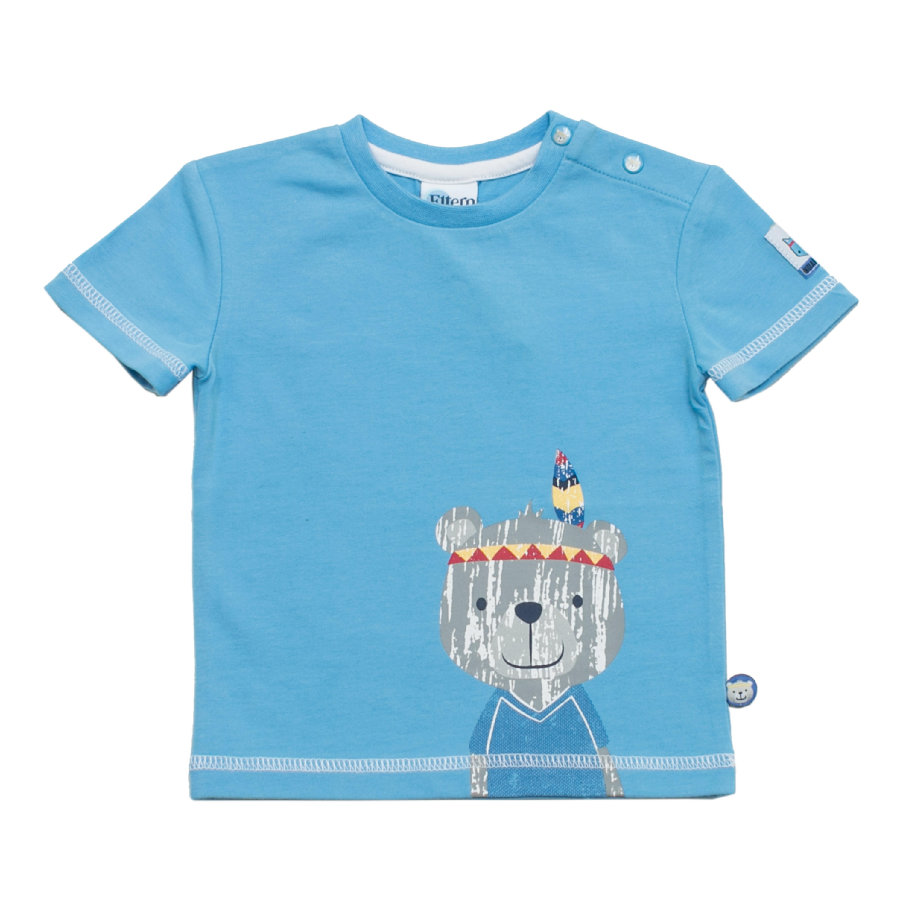 ELTERN door SALT AND PEPPER Boys T-Shirt lichtblauwe ELTERN