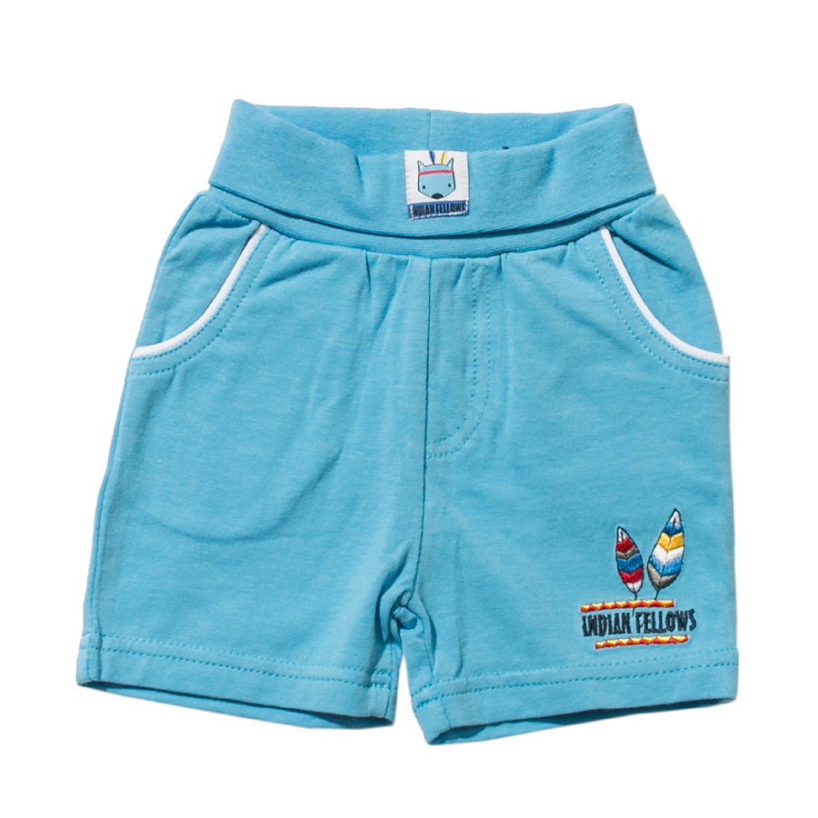 ELTERN by SALT AND PEPPER Boys Shorts light blue