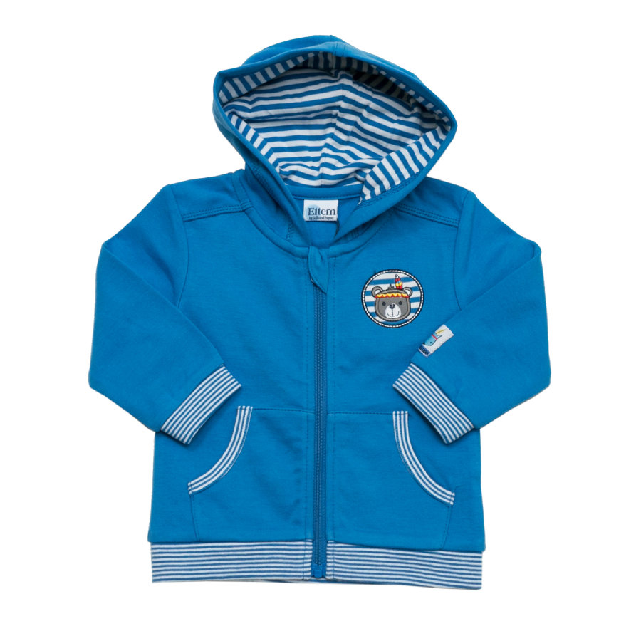 ELTERN by SALT AND PEPPER Boys Sweatjacke blue