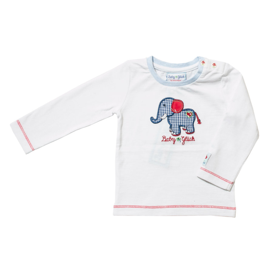 BABY GLÜCK by SALT AND PEPPER Boys Longsleeve white