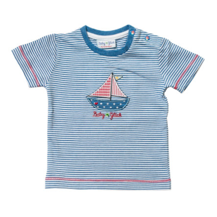 SALT AND PEPPER Baby Glück Boys T-Shirt blue