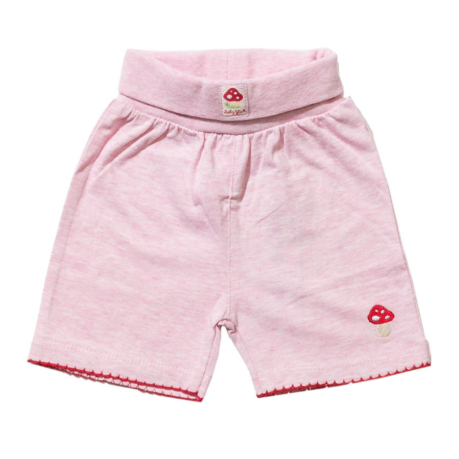 SALT AND PEPPER Baby Glück Girls Shorts rosé
