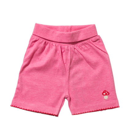 SALT AND PEPPER Baby Glück Girls Shorts pink