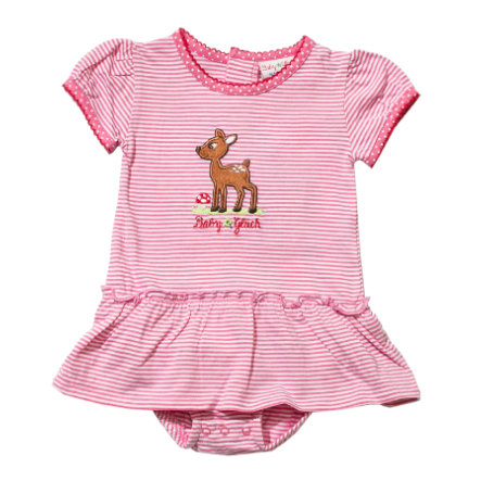 SALT AND PEPPER Baby Glück Girls Body pink