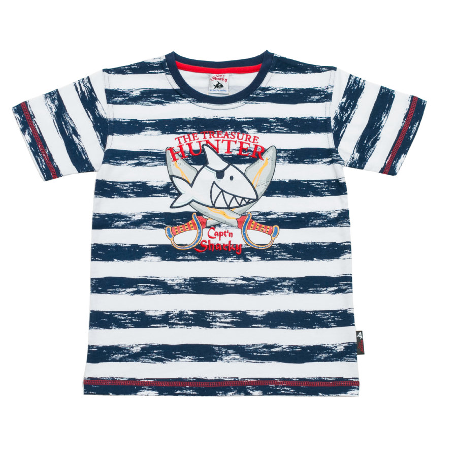 CAPT´N SHARKY by SALT AND PEPPER Boys T-Shirt navy