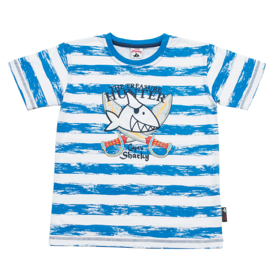 CAPT´N SHARKY by SALT AND PEPPER Boys T-Shirt blue