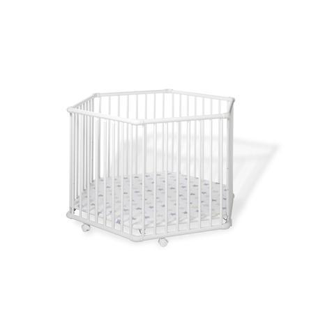 GEUTHER Box per bambini Matrix - 6 lati - bianco 032 Stelle
