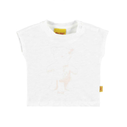 STEIFF Girls Tričko bílé