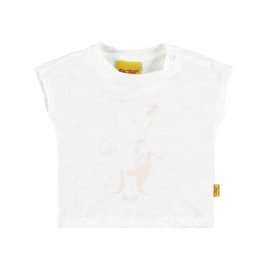 STEIFF Girls Shirt bright white