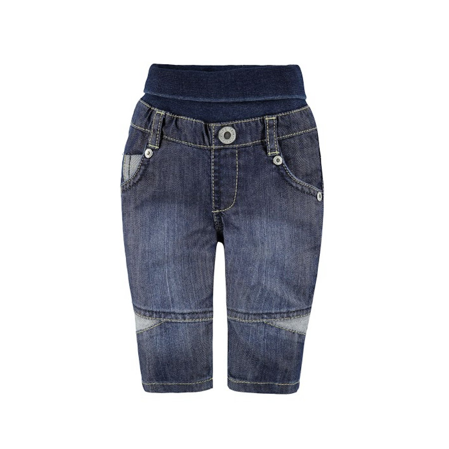 STEIFF Boys Džíny dark blue denim